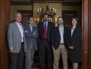 The attorneys of Homesley & Wingo Law Group PLLC
